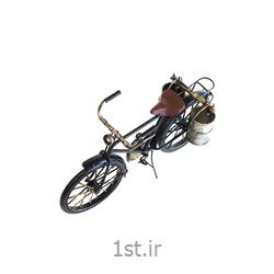 عکس ماشین اسباب بازی مدل (کلکسیونی)ماکت دوچرخه مدل 8690