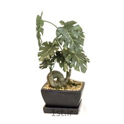 گلدان درختچه مصنوعی کوچک مدل 911L