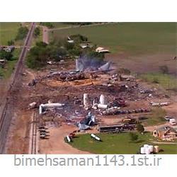 بیمه آتش سوزی مراکز صنعتی