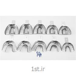 عکس تجهیزات دندانپزشکیتری با دندانی ست 10 عددی لبه دار 2820 دنا پویا