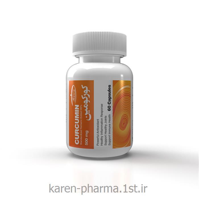 کورکومین ضد التهاب و آنتی اکسیدان قوی 60 عدد کپسول