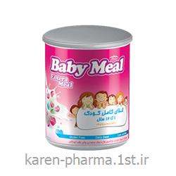 عکس مکمل های مراقبت از سلامتیبی بی میل، کمک به افزایش وزن کودکان قوطی 300 گرمی