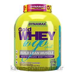 گلدوی داینامکس، مکمل پروتئین بالا قوطی 2270 گرمی