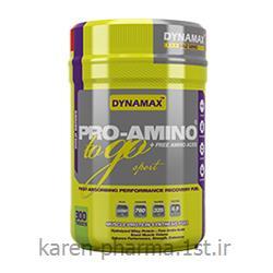 پروآمینو داینامکس افزایش حجم عضلات 300 عدد قرص