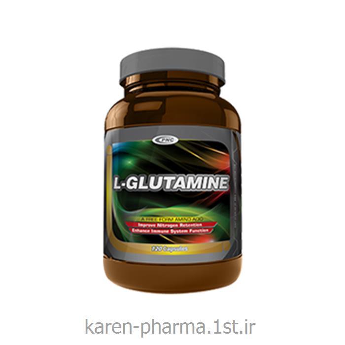 ال گلوتامین، تسریع بازتوانی 120 عدد کپسول