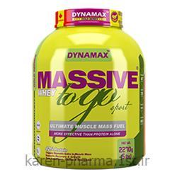 مسیووی داینامکس، افزایش وزن و حجم در ورزشکاران قوطی 2270 گرمی