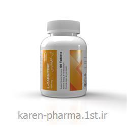 ال کارنیتین 500mg، افزایش چربی سوزی و کاهش وزن 60 عدد قرص