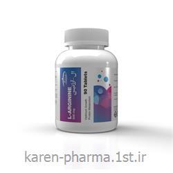 عکس مکمل های مراقبت از سلامتیال آرژنین 500mg، افزایش رشد قدی 90 عدد قرص