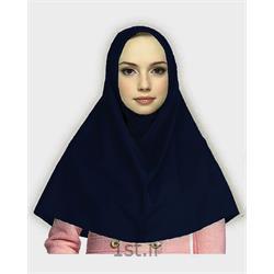 عکس سایر پوشاکمقنعه ساده سایز 85 رنگ سرمه ای نساجی بروجرد