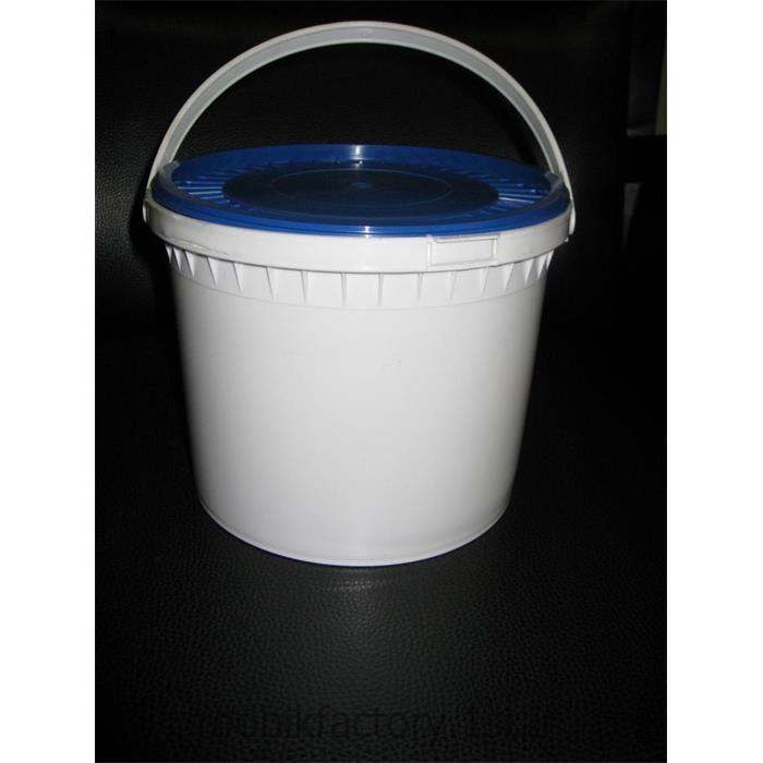 عکس سایر محصولات پلاستیکیسطل 3 کیلوگرمی پلاستیکی با درب