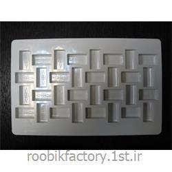 قالب شکلات پلی کربنات مدل پیک
