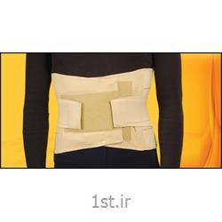 عکس تجهیزات فیزیوتراپی و توان بخشیکرست کمر لومبو ساکرال با کش دوبل طب و صنعت مدل 53100
