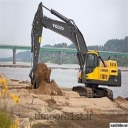 عکس خدمات خاک برداری و زیر سازیاجاره بیل مکانیکی