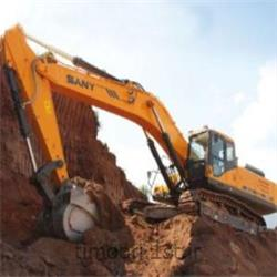 عکس خدمات خاک برداری و زیر سازیگود برداری با بیل مکانیکی