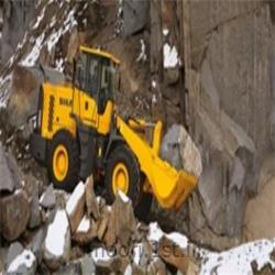 عکس خدمات خاک برداری و زیر سازیگود برداری با لودر