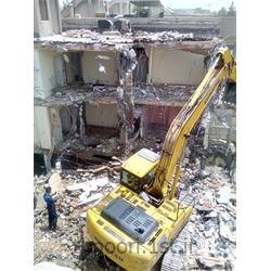 تخریب بابیل مکانیکی پیکوردار