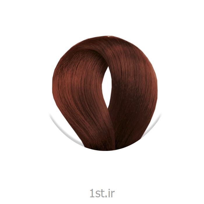 رنگ موی بلوند مسی آتشین متوسط داهلیا 7/44 DAHLIA Paris Color