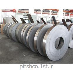 عکس نوار فولادیورق های فولادی ضد زنگ یا استنلس استیل