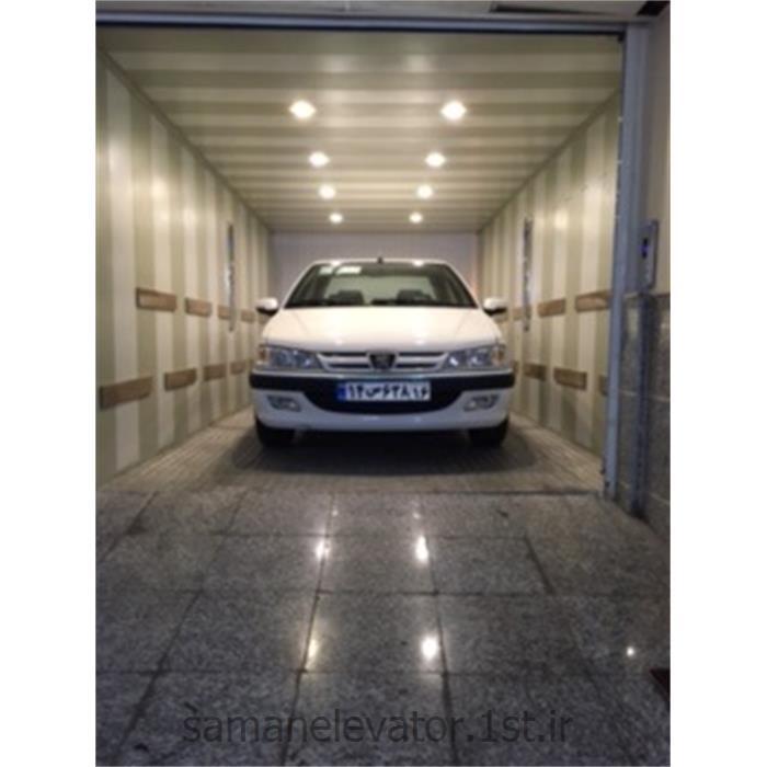 آسانسور خودرو بر صنعتی مدل pc200