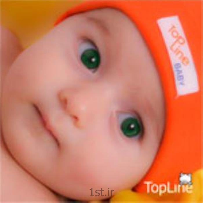 عکس کلاه بچه گانهکلاه نوزادی استرچ تاپ لاین
