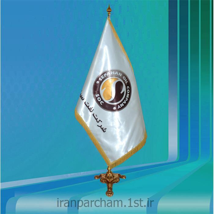 پرچم تشریفات ساتن چاپ دیجیتال 12