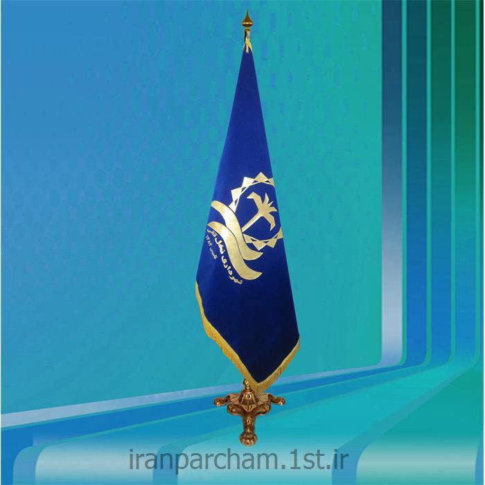 پرچم تشریفات جیر چاپ لیزر کد L21