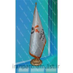 پرچم تشریفات ساتن چاپ دیجیتال010