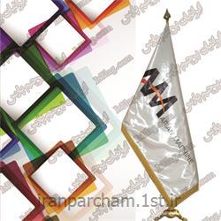 پرچم تشریفات ساتن ژاپن 49