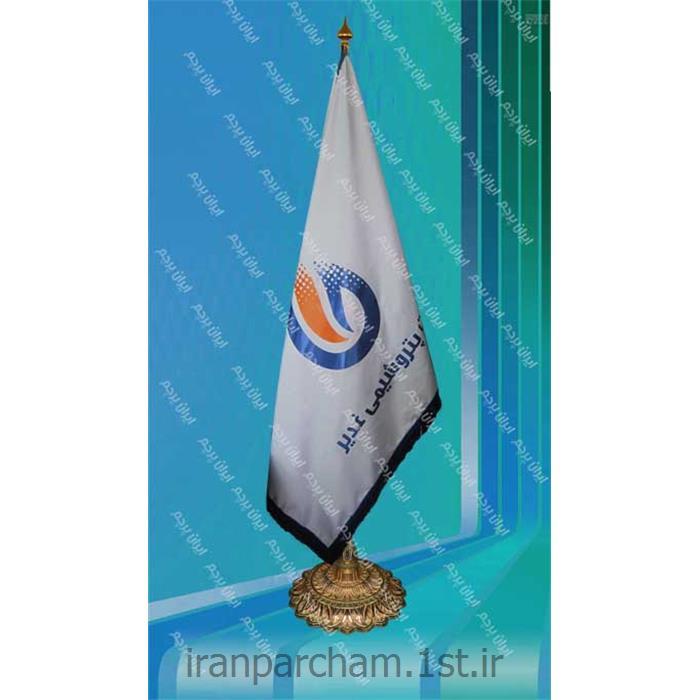پرچم تشریفات جیرچاپ لیزر 07