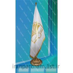پرچم تشریفات جیر چاپ لیزر 08