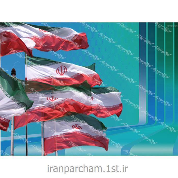 پرچم ساتن اهتزاز ایران03