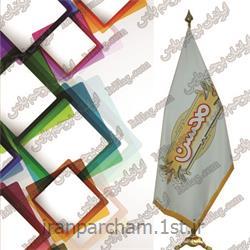 پرچم تشریفات ساتن 35