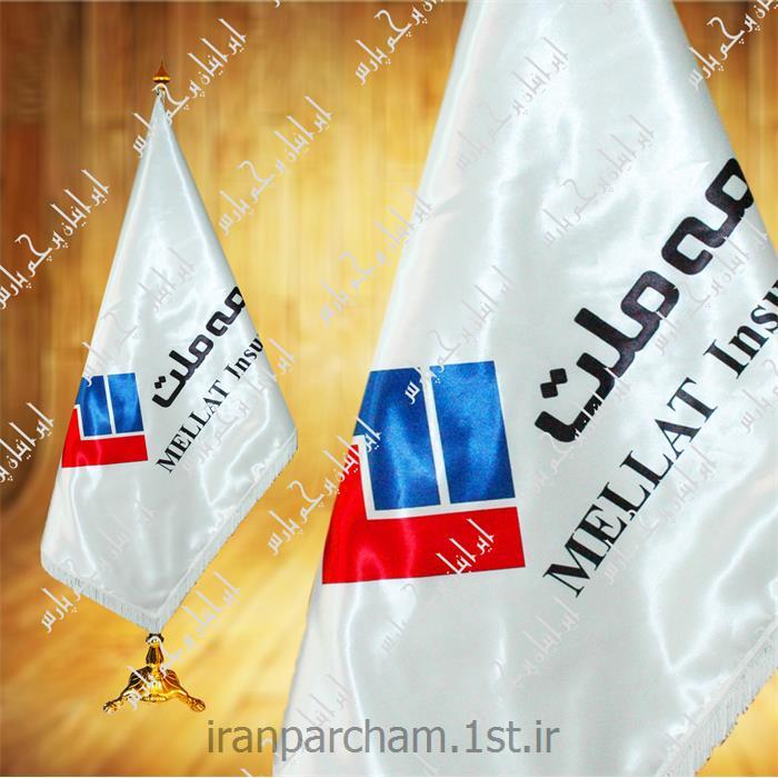 پرچم تشریفات ساتن چاپ دیجیتال 31