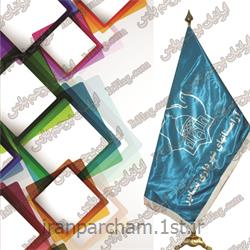 پرچم تشریفات تبلیغات دیجیتال  ساتن ژاپن مدل 64