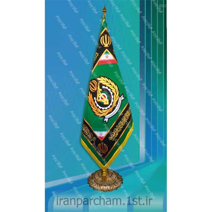 پرچم تشریفات جیر گلدوزی06