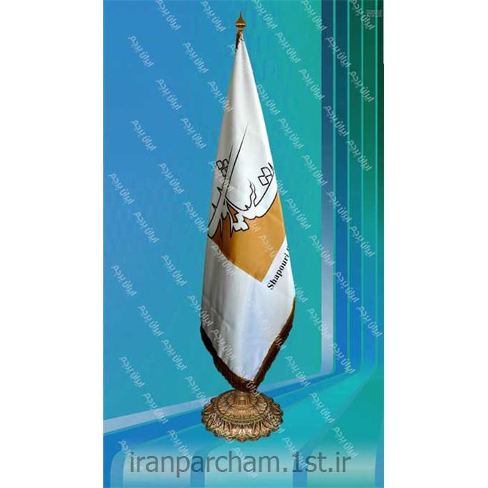 پرچم تشریفات ساتن چاپ دیجیتال01