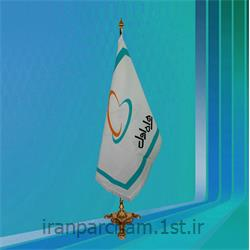 پرچم تشریفات ساتن کد L11
