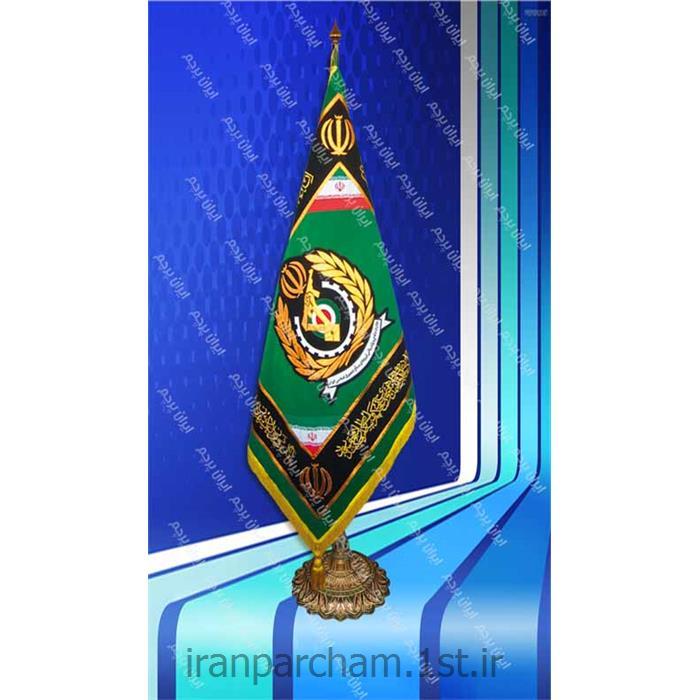 پرچم تشریفات جیر گلدوزی02