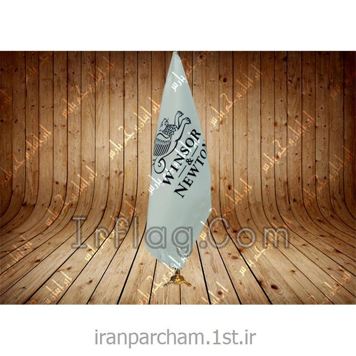 پرچم رومیزی ساتن تبلیغاتی چاپ دیجیتال  62