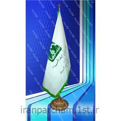 پرچم تشریفات جیر تبلیغاتی با ریشه