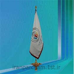 پرچم تشریفات ساتن چاپ دیجیتال مدل L5