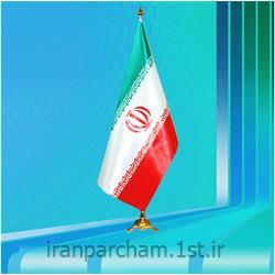 پرچم تشریفات ایران ساتن چاپ دیجیتال 01