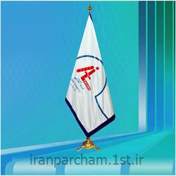 پرچم تشریفات ساتن چاپ لیزر 11