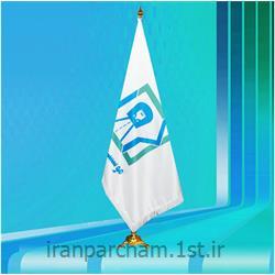 پرچم تشریفات ساتن چاپ دیجیتال 25