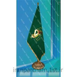 پرچم تشریفات جیر گلدوزی03
