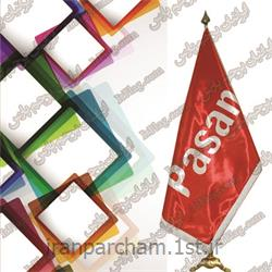 پرچم تشریفات ساتن 16
