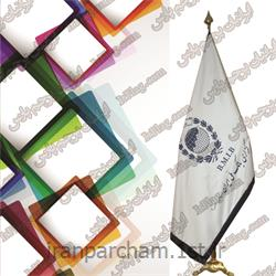 پرچم تشریفات دیجیتال ساتن درجه یک  مدل 50