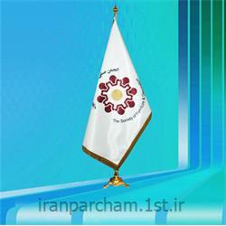 پرچم تشریفات ساتن چاپ دیجیتال 30