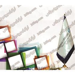 پرچم رومیزی ساتن 4