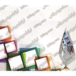 پرچم رومیزی تبلیغاتی  دیجیتال ساتن ژاپن مدل 28